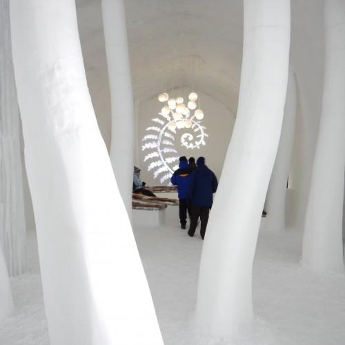 Ice church k