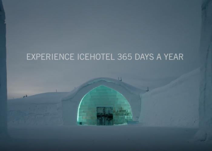 ICE HOTEL 365, Sweden