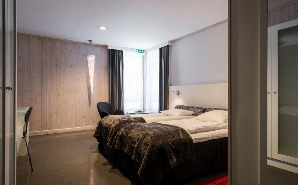 Ice Hotel Kaamos Hotel Room