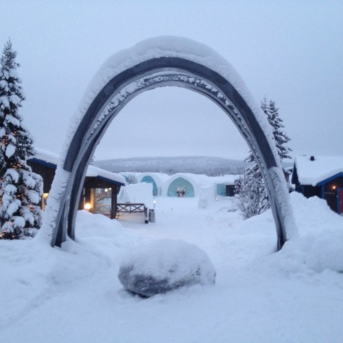 IceHotel Entrance (3)