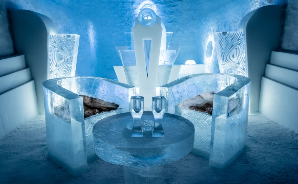 Ice Hotel 365, Sweden Deluxe Suite