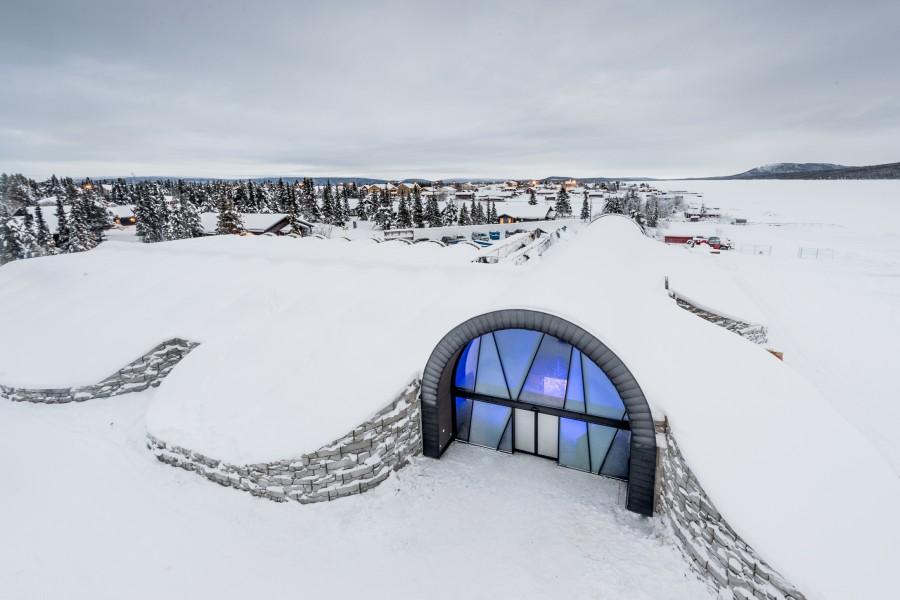 Ice Hotel 365