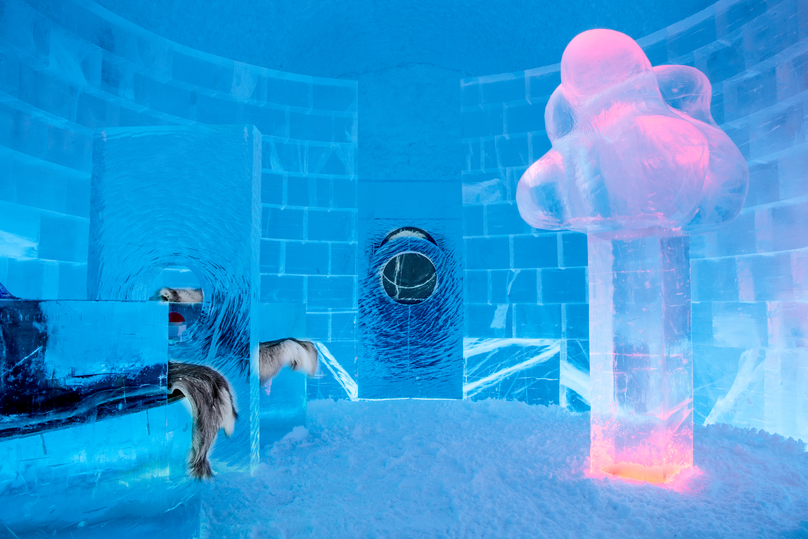 Ice Hotel Sweden Booking